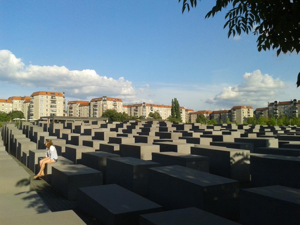 Berlin Monumento Judios