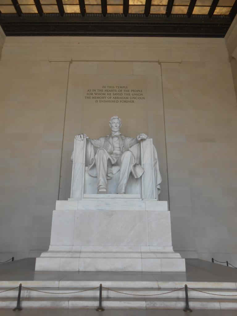 DC Lincoln Memorial