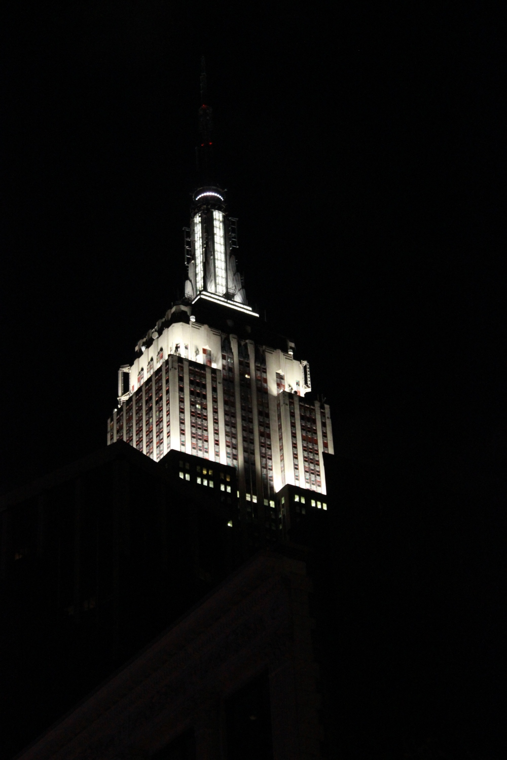 Empire State Night