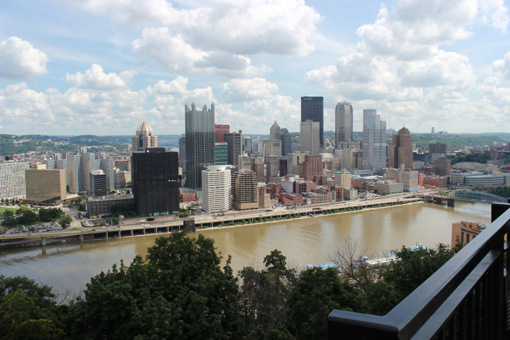 Pittsburgh Mount Washington W