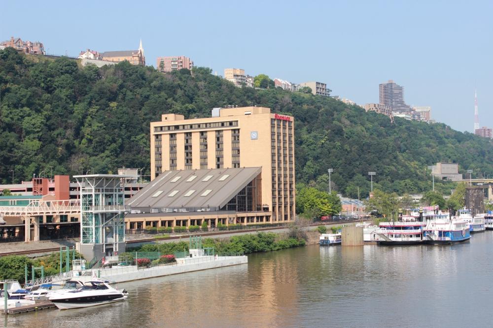 Pittsburgh Sheraton SS