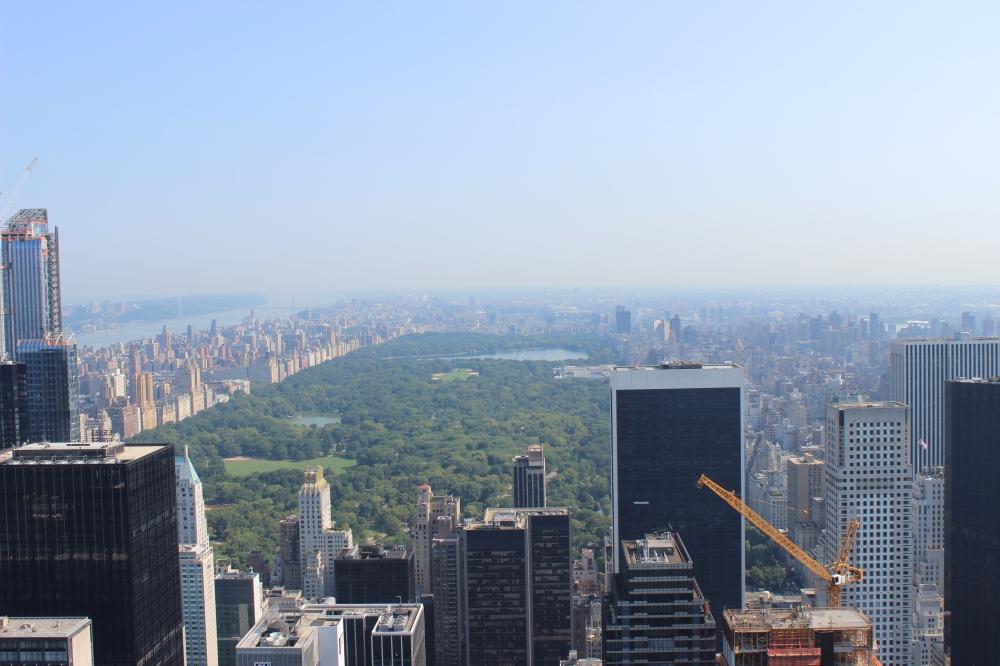 Rockefeller Central Park