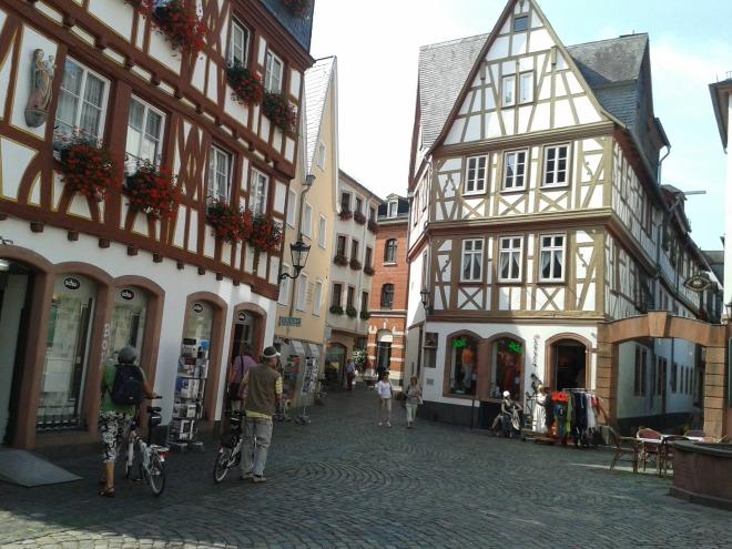Hoteles En Frankfurt Hbf