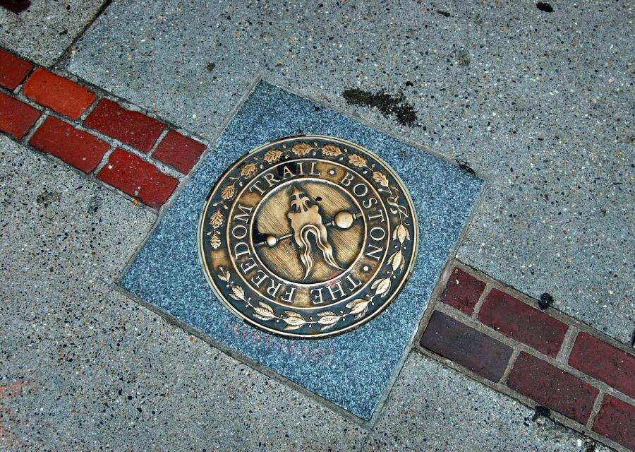 Boston Freedom Trail