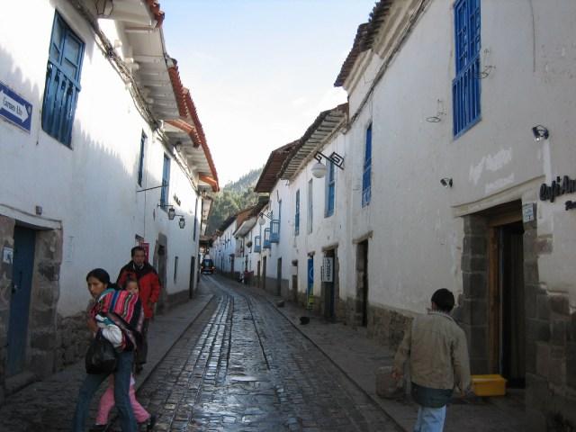 Cusco Barrio San Blas