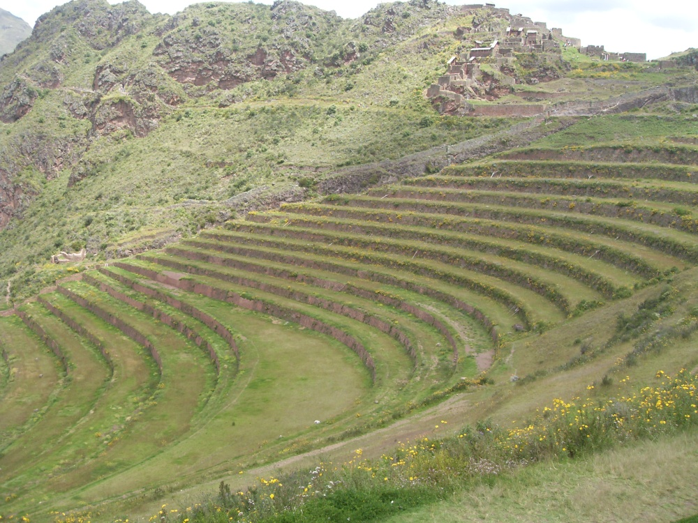 Cusco Pukapukara