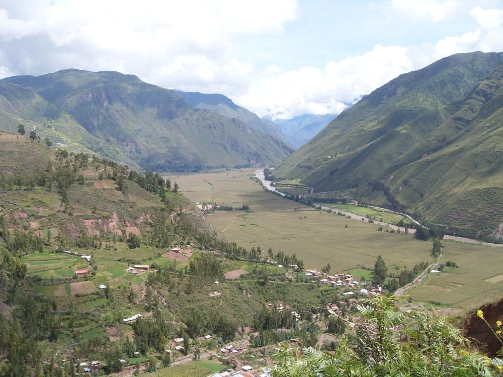 Cusco Pisac