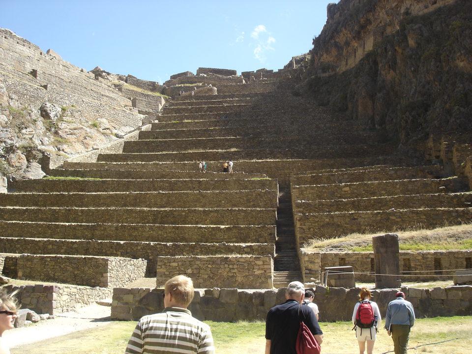 Cusco Ollantaytambo