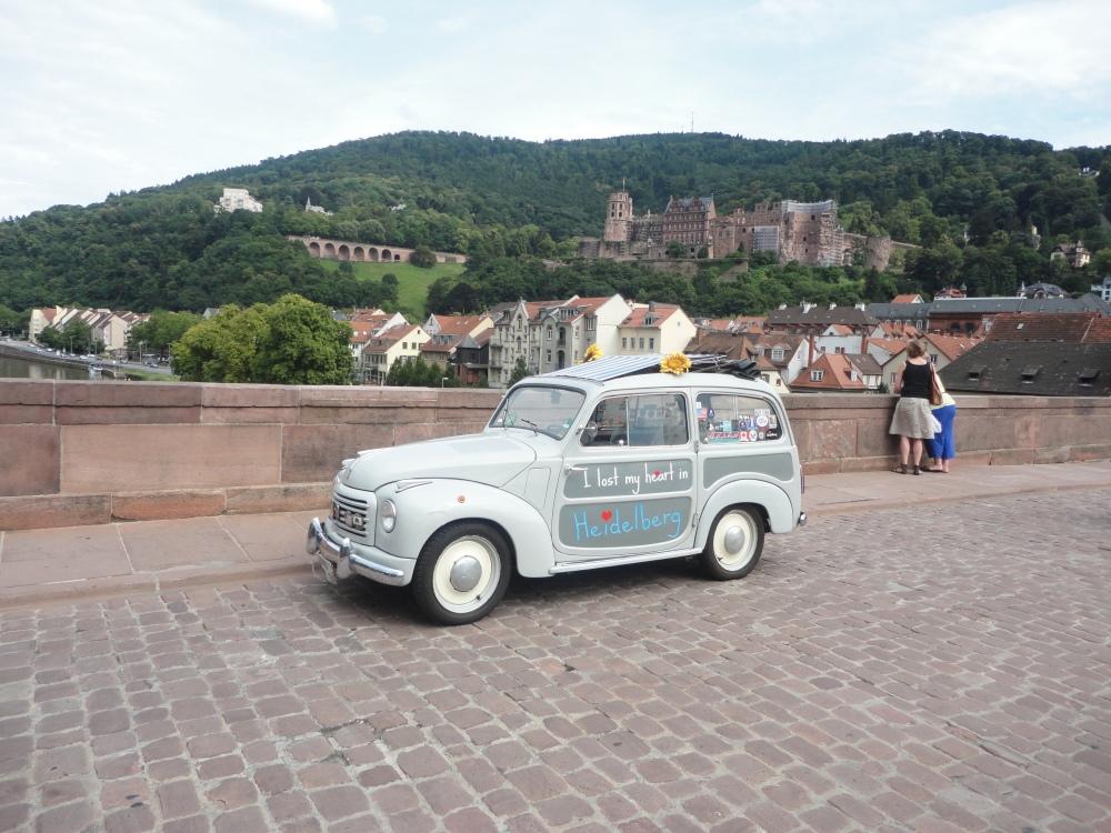 Heidelberg Castillo