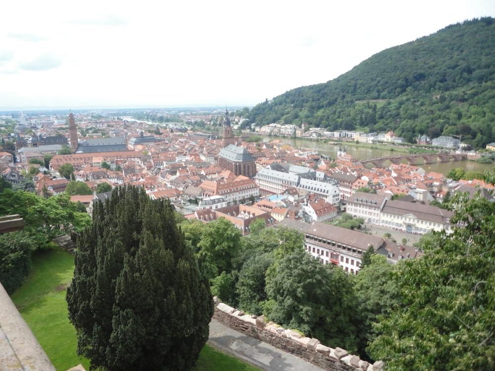 Heidelberg Terraza Castillo