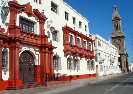 La Serena Casco Antiguo