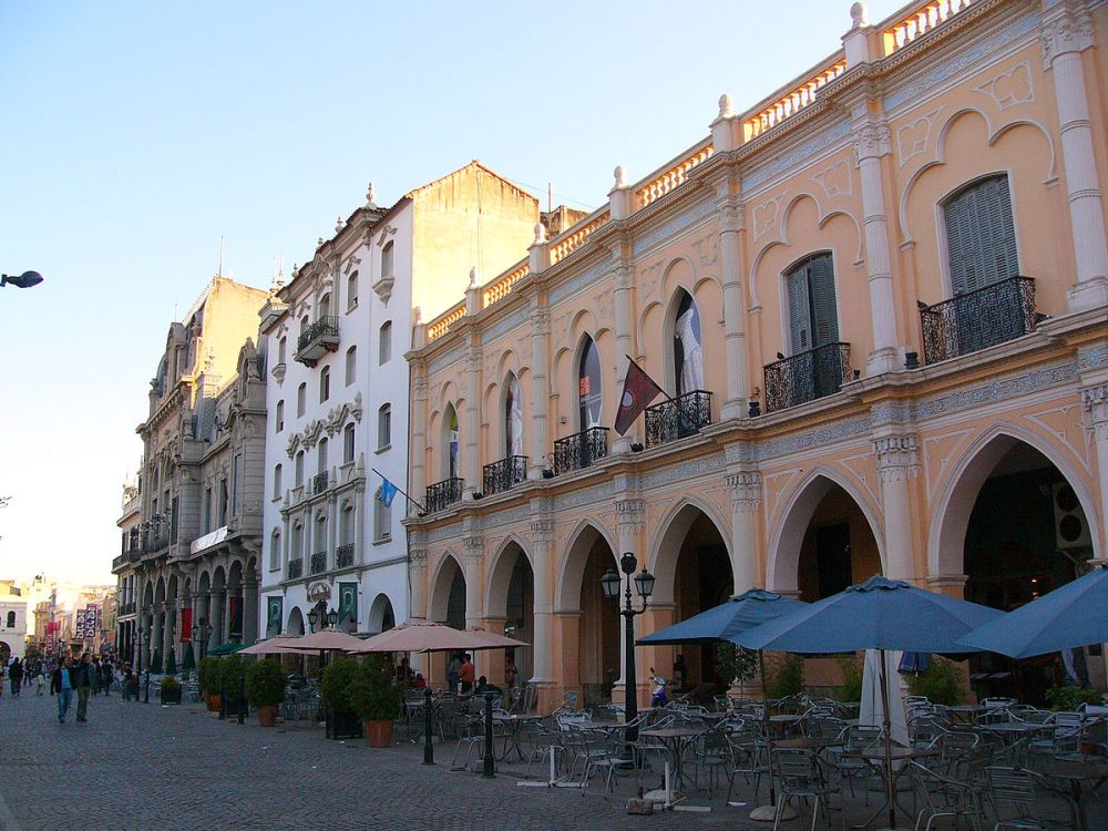 Calle Mitre