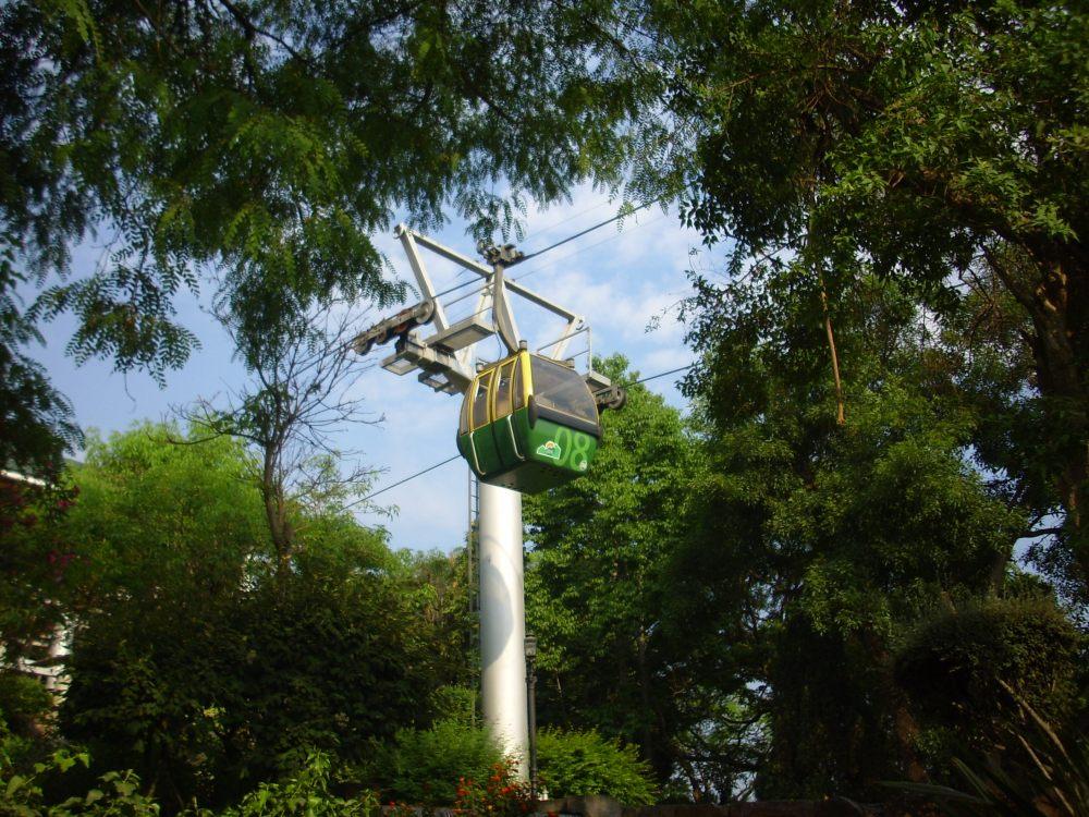 Cerro San Bernardo Teleférico