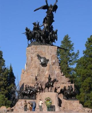 Monumento Ejército de los Andes