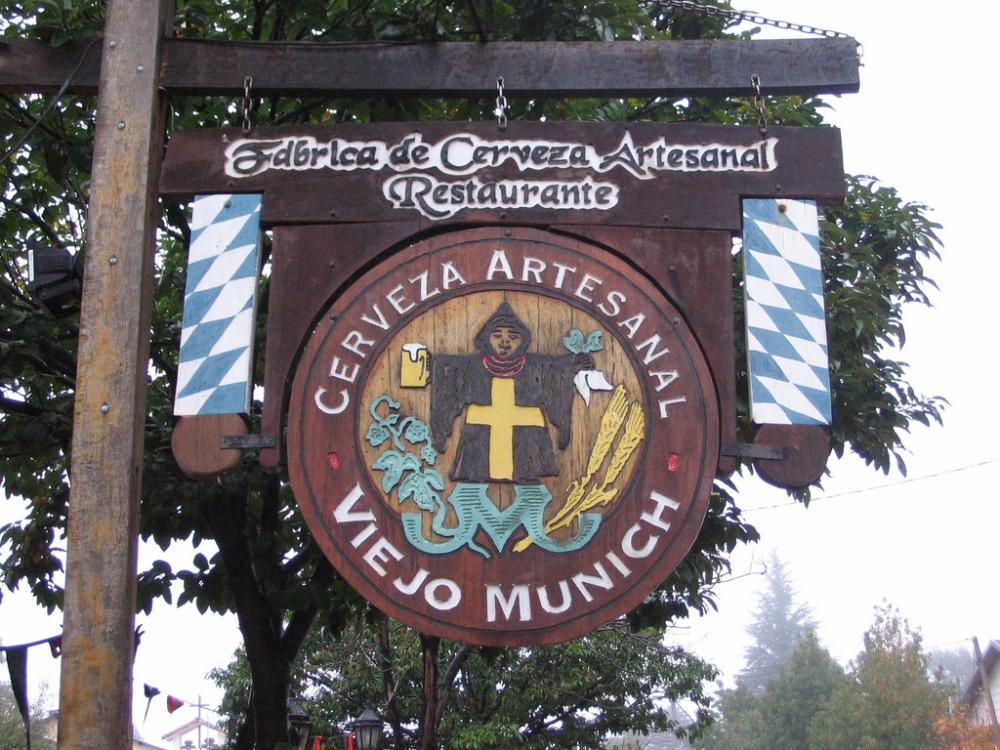 Cervecería Viejo Munich
