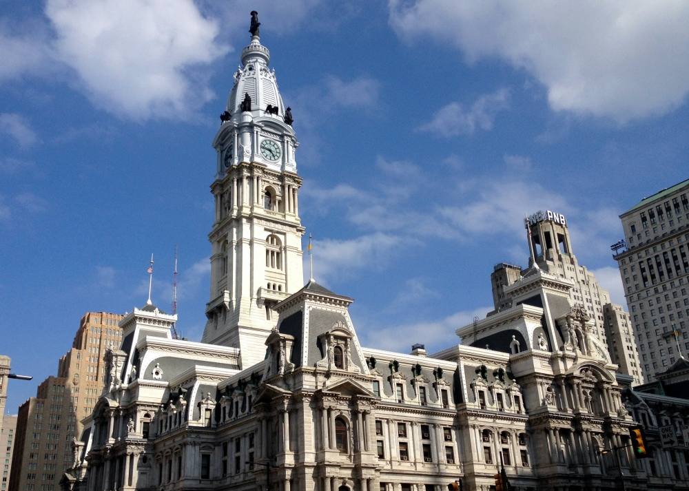 Philadelphia City Hall-1