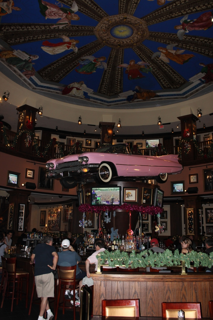 Hard Rock Orlando Inside