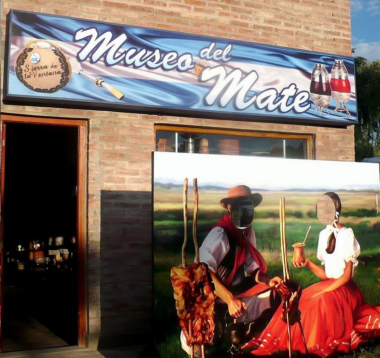 Ventana Museo Mate