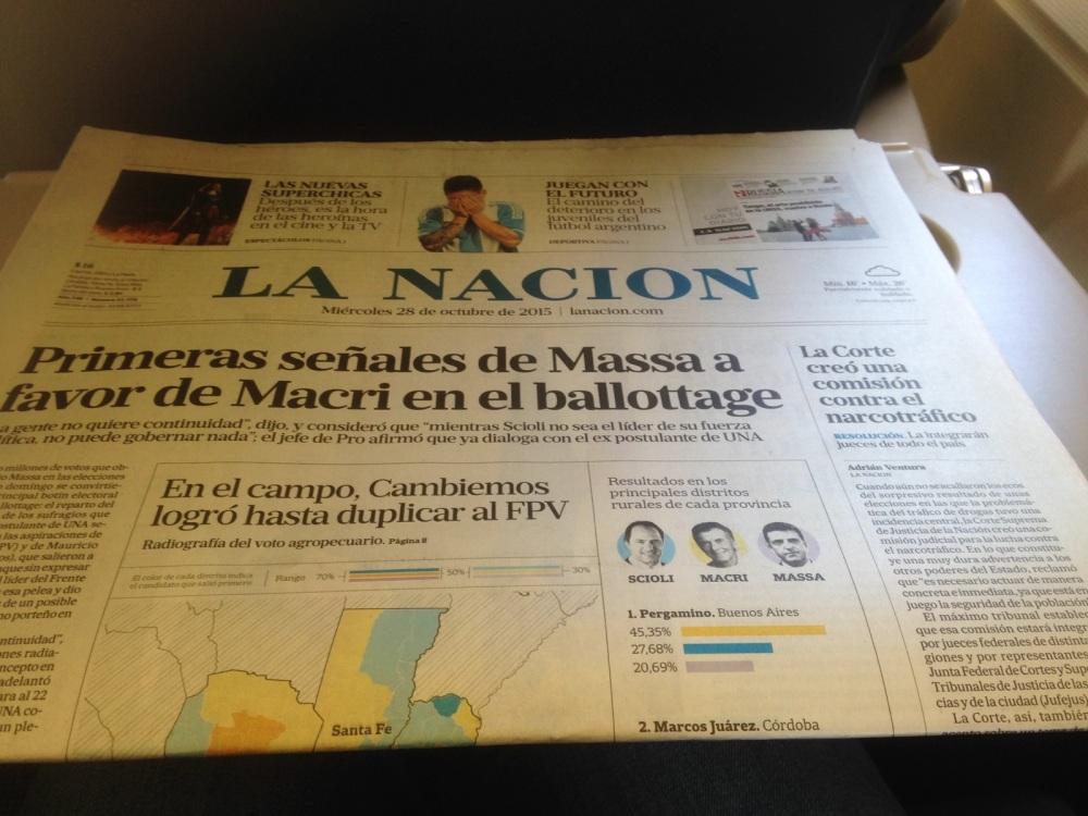 LAN La Nacion