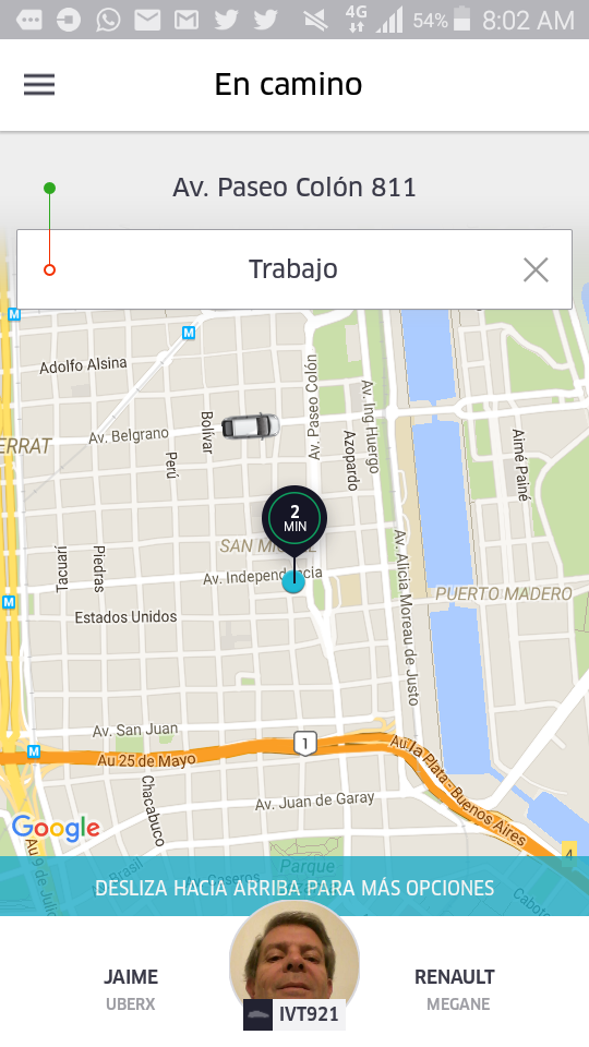 Uber Pedido