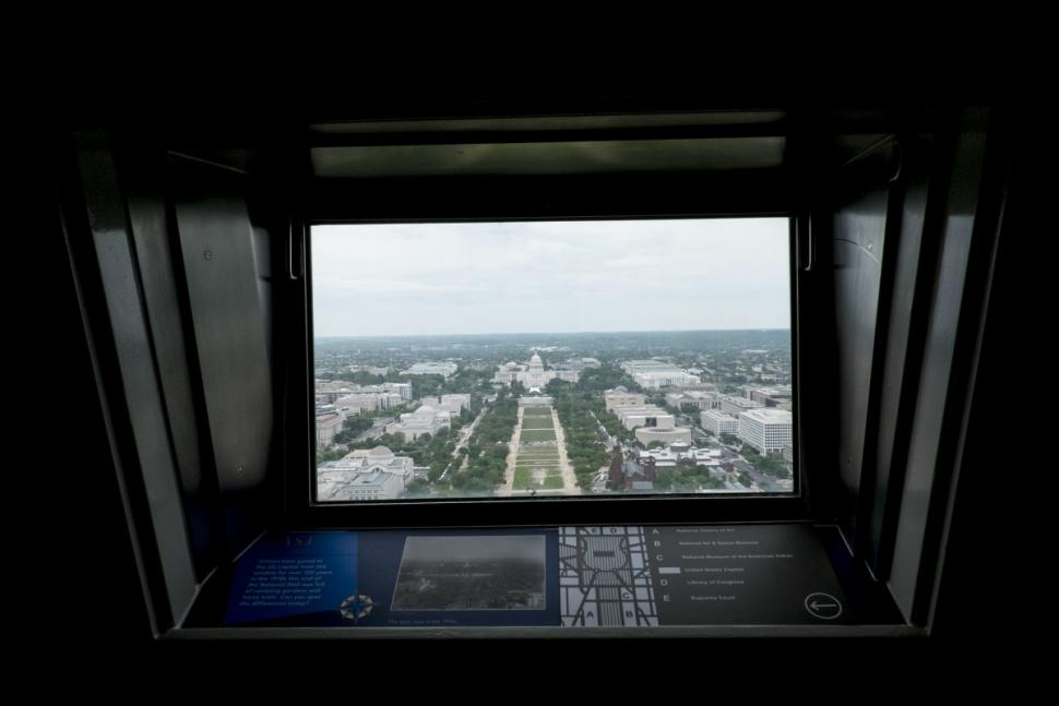 Washington-Monument-view