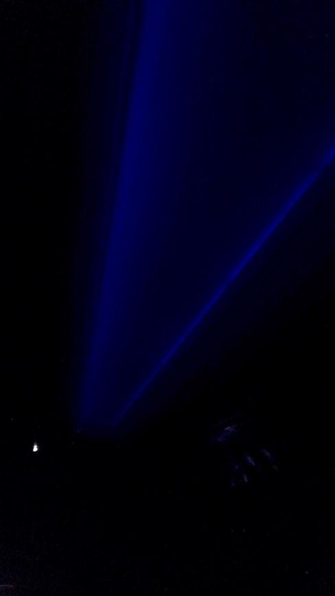 Boeing 787 Noche