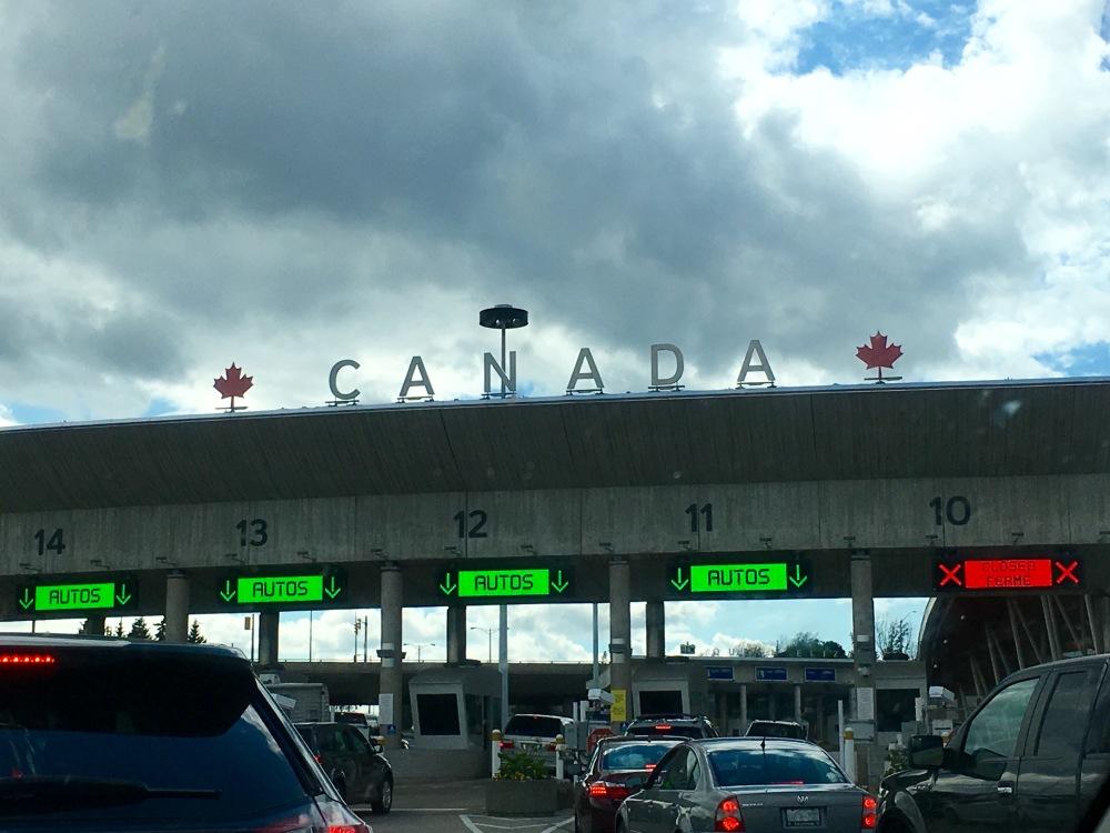Frontera USA Canada Migraciones 2
