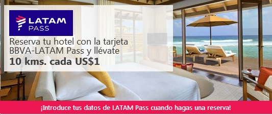 Booking LATAM 1