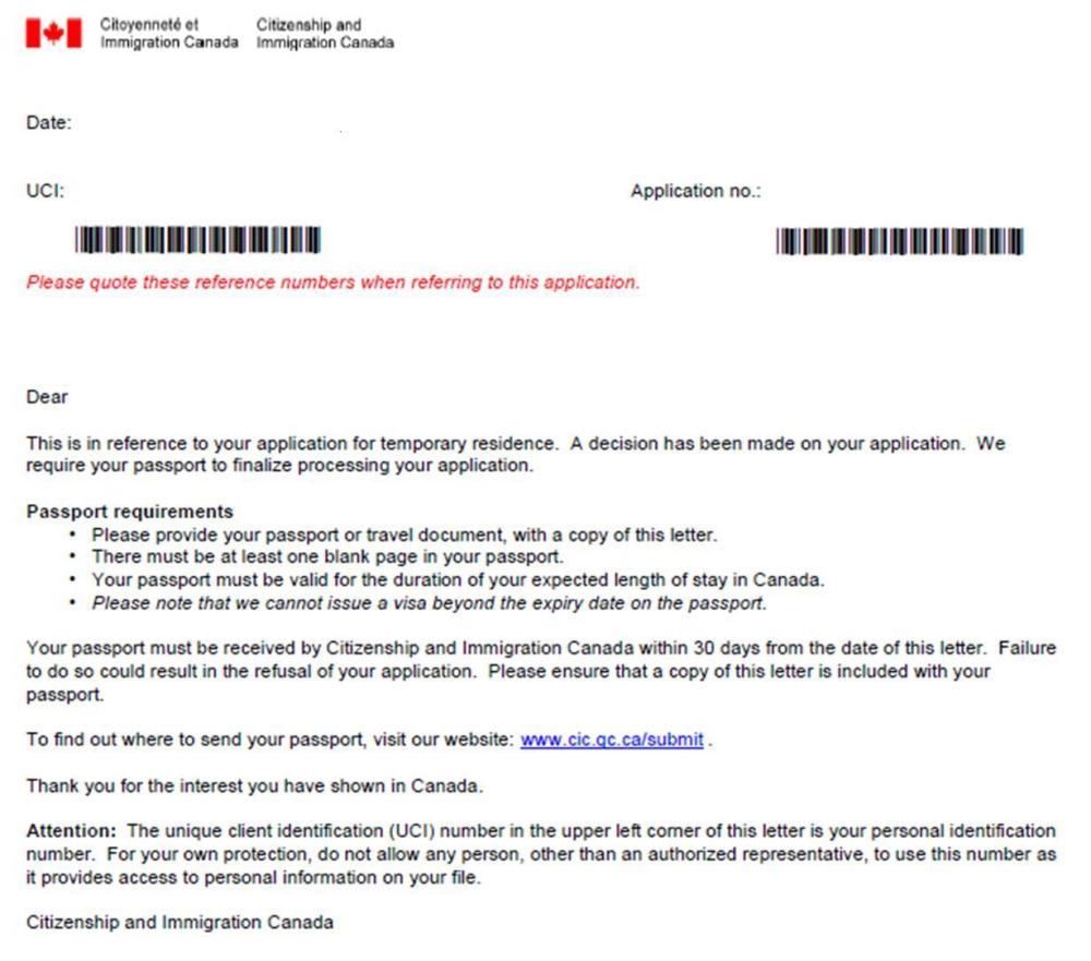 Visa Canada 4