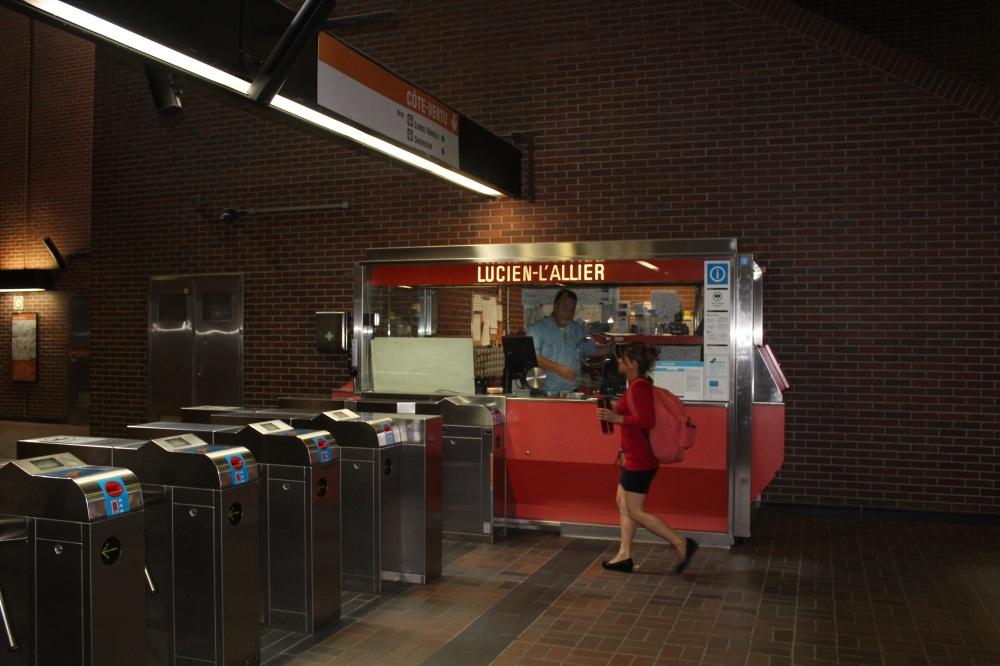 Metro Montreal 1