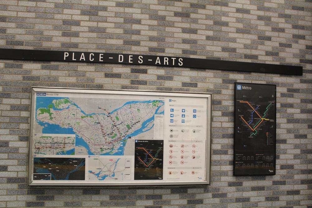 Metro Montreal 4