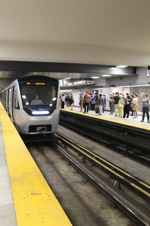 Metro Montreal 5