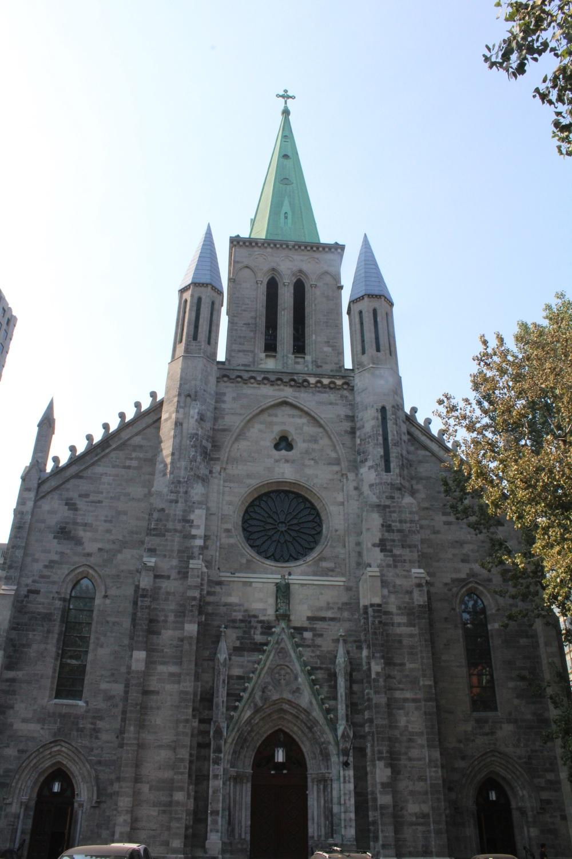 Saint Patrick Montreal 1
