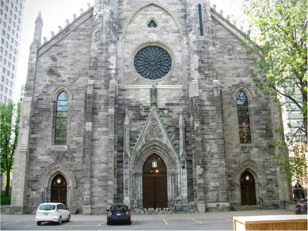 Saint Patrick Montreal 3