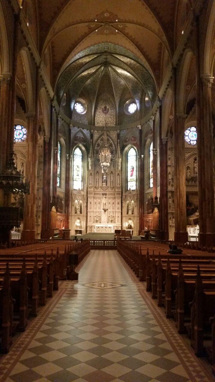 Saint Patrick Montreal 4