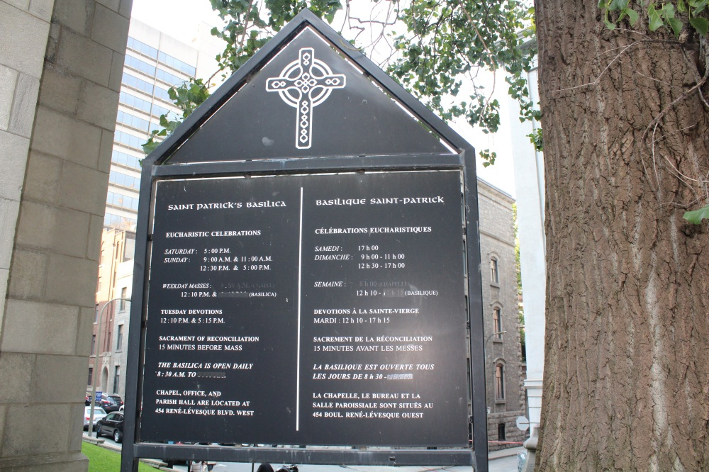 Saint Patrick Montreal 8